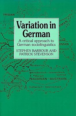 Variation in German by Stephen Barbour