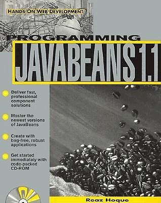 Programming Java Beans 1.1[Hands On Web Development]