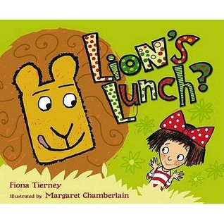 Lion's Lunch. by Fiona Tierney by Fiona Tierney