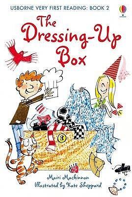 The Dressing-Up Box by Mairi Mackinnon