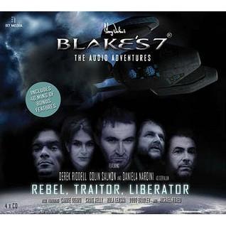 Rebel / Traitor / Liberator Box Set (Blake's 7)