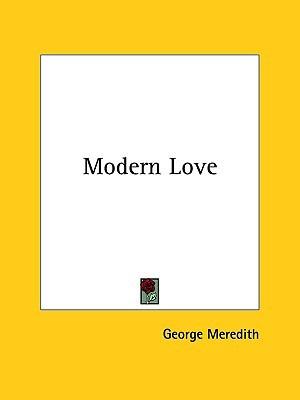 modern love poem george meredith