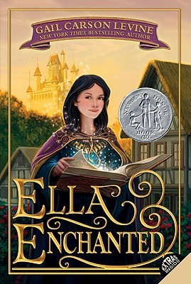 Image result for ella enchanted book goodreads