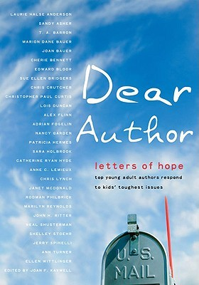 Dear Author: Letters of Hope