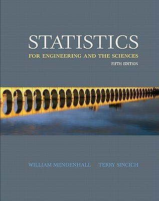 Statistics for Engineers and the Sciences