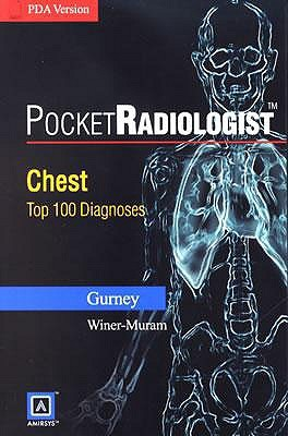 PocketRadiologist - Chest: Top 100 Diagnoses, CD-ROM PDA Software - Palm OS Version