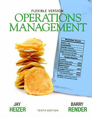 Operations Management [with Lecture Guide & Activities Manual]