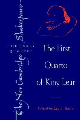 The First Quarto of King Lear
