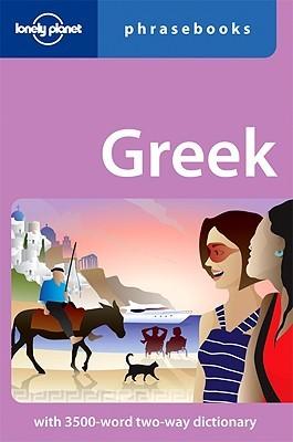 Lonely Planet Phrasebook: Greek
