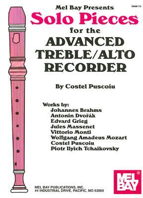 Solo Pieces for the Advanced Treble/Alto Recorder