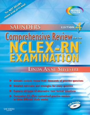 Saunders Comprehensive Review for the NCLEX-RN®  Examination by Linda Anne Silvestri