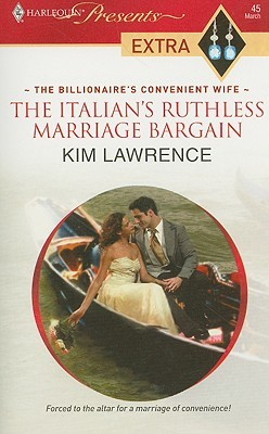 The italians ruthless marriage bargain by kim lawrence fandeluxe Choice Image