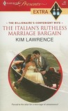 The Italian's Ruthless Marriage Bargain