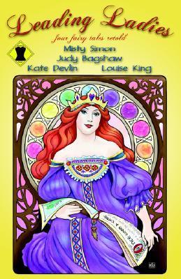 Descarga gratuita de libros electrónicos torrent pdf Leading Ladies: Four Fairy Tales Retold