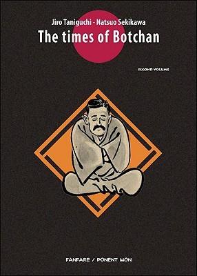 The Times of Botchan, Vol. 2 by Jirō Taniguchi