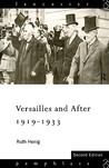 Versailles and After, 1919-1933 by Ruth Henig