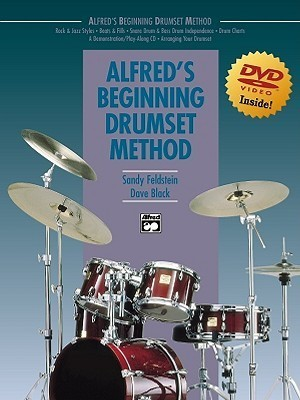 Alfred's Drumset Method: Book & DVD