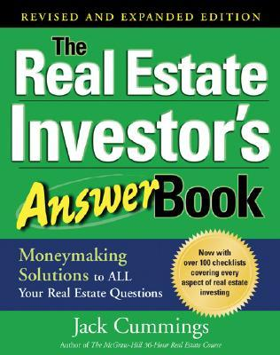 The Real Estate Investor's Answer Book: Money Making Solutions to All Your Real Estate Questions