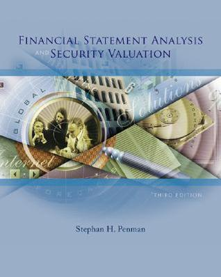 Financial Statement Analysis And Security Valuation Ebook