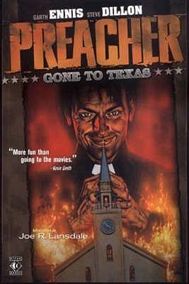 Preacher, Volume 1 by Garth Ennis