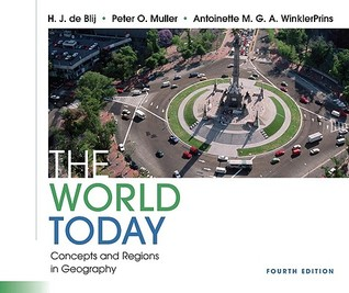 The World Today by H.J. de Blij