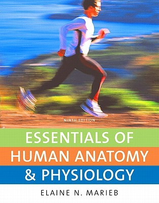 Essentials of Human Anatomy & Physiology [with Anatomy & Physiology Coloring Workbook: A Complete Study Guide]