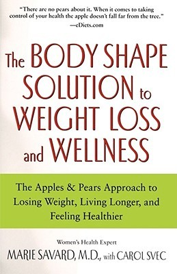 f5691075dd8d3 The Body Shape Solution to Weight Loss and Wellness  The Apples Pears  Approach to Losing
