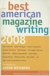 The Best American Magazine Writing 2008