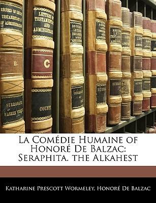 Seraphita. the Alkahest