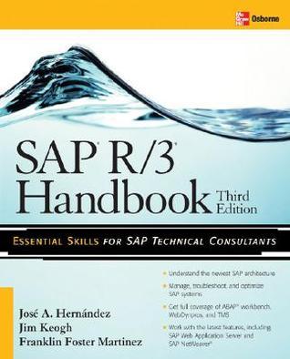 SAP R/3 Handbook by José Antonio Hernández