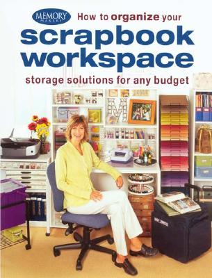 How To Organize Your Scrapbook Workspace by Memory Makers