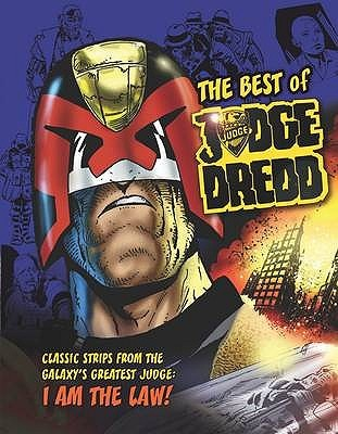 "The Best Of ""Judge Dredd"""