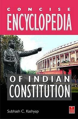 Indian Constitution Book By Subhash Kashyap