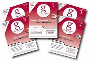 Manhattan GMAT Quantitative Strategy Guide Set, 4th Edition