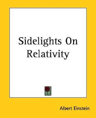 Ebook Sidelights on Relativity by Albert Einstein DOC!