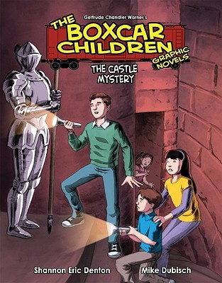 The Castle Mystery (The Boxcar Children Graphic Novels, #12)