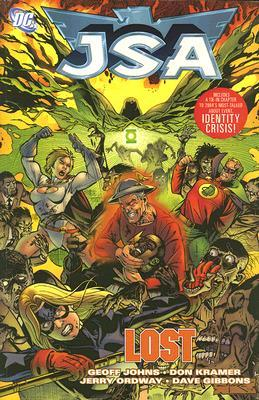 Ebook JSA, Vol. 9: Lost by Geoff Johns PDF!