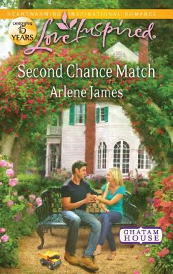 Second Chance Match (Chatam House, #5)