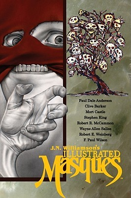 Illustrated Masques: Masques Stories In Graphic Format