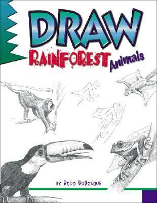 Draw Rainforest Animals: A Step by Step Guide