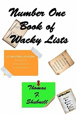 Number One Book of Wacky Lists