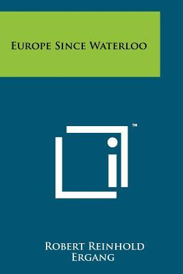 Europe Since Waterloo