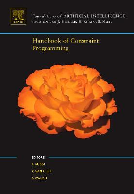 Handbook of Constraint Programming cover