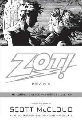 Zot! by Scott McCloud