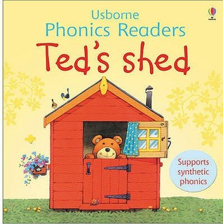 Ted's Shed by Phil Roxbee Cox