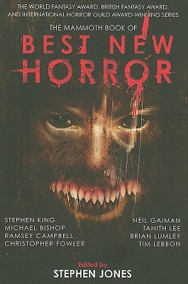 Best New Horror 20 (The Mammoth Book of Best New Horror, #20)