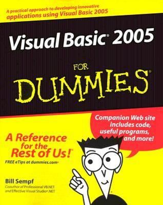 Visual Basic 2005 for Dummies