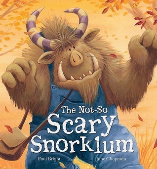 Not-So Scary Snorklum by Paul Bright