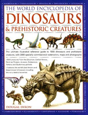 The World Encyclopedia of Dinosaurs & Prehistoric Creatures Descargar libros de google books gratis