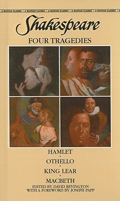 Four Tragedies: Hamlet, Othello, King Lear and Macbeth